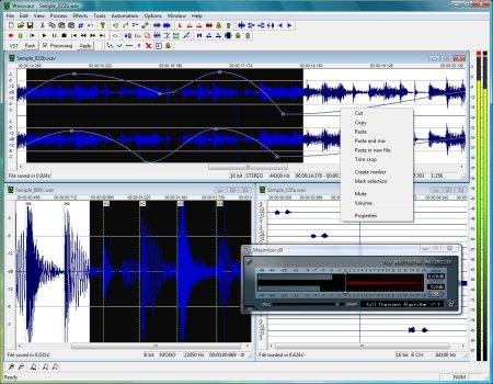 Free Audio Editor Software