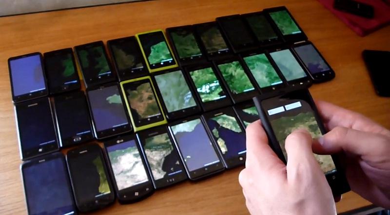 Windows-phone-bings-map
