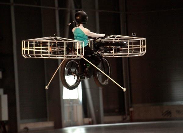 Flying Byke