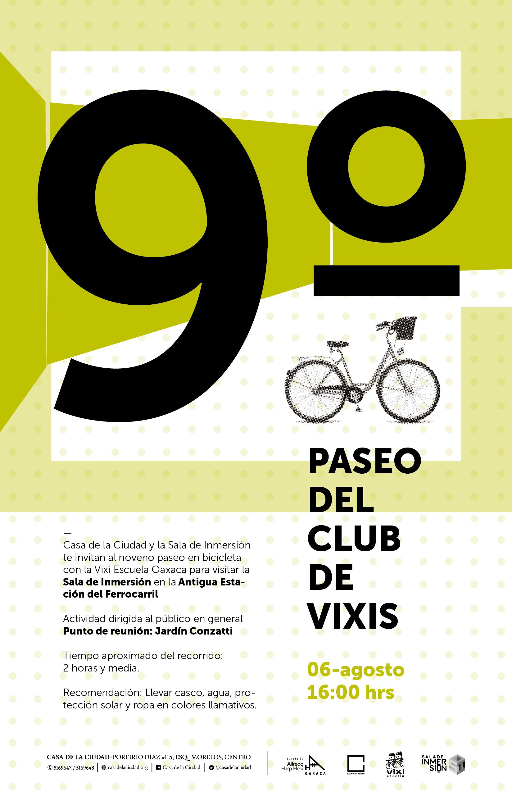 9º PASEO DEL CLUB DE VIXIS