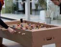 Kartoni juego hecho con materiales 100% reciclados