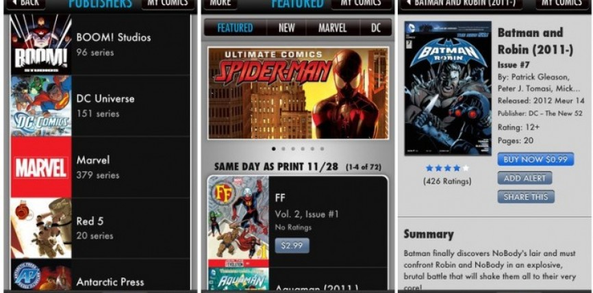 Descarga más 700 comics de Marvel gratis por tiempo limitado