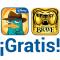 ¿Dónde está mi agua?, ¿Dónde está mi Perry?, Temple Run: Brave y ¡Rompe Ralph! gratis en Google Play